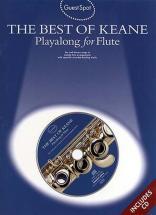 Guest Spot - Keane - Best Of + Cd - Flute