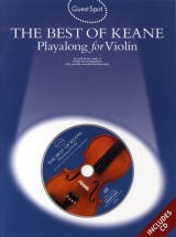 The Best Of Keane - Playalong - Violin