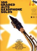 Dip In 100 Graded Alto Sax Solos