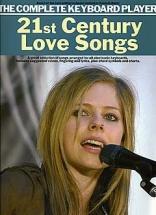 21st Century Love Songs - Keyboard