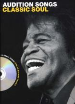 Audition Songs - Classic Soul + Cd - Pvg