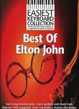 Best Of Elton John - Keyboard