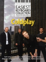Easiest Keyboard Collection - Coldplay - Keyboard