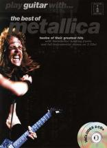 Metallica - Play Guitar With - Best Of + 2 Cd - Guitar Tab