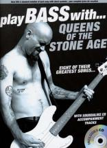 Queens Of The Stone Age Play Bass With Tab Cd