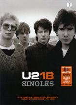 U2 - 18 Singles - Guitar Tab