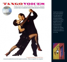 Donald Cohen - Tango Voices Songs From The Soul Of Buenos Aires And Beyond - Guitar