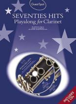 Guest Spot - Seventies Hits + Cd - Clarinet