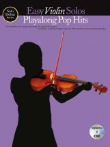 Easy Violin Solos - Playalong Pop Hits - Violin