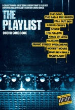 The Playlist Chord Songbook 3 - Lyrics And Chords