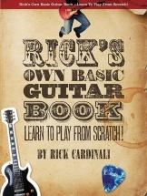 Rick Cardinali - Rick Cardinali - Rick's Own Basic Guitar- Guitar Tab