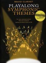 Playalong Symphonic Themes + Cd - Clarinet