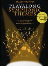 Playalong Symphonic Themes + Cd - Trumpet