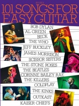 101 Songs For Easy Guitar - Bk. 6 - Melody Line, Lyrics And Chords
