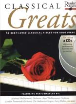 Classical Greats 42 Best-loved Classical Pieces + 2 Cd - Piano