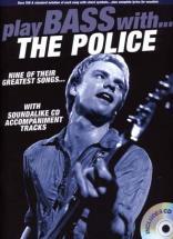 Police Play Bass With Tab Cd