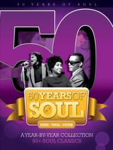 50 Years Of Soul - Pvg