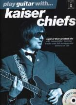 Kaiser Chiefs - Play Guitar With + Cd - Guitar Tab