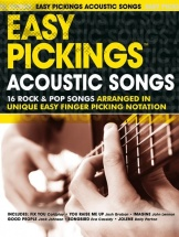 Easy Pickings Accoustic Songs - Guitar