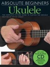 Absolute Beginners Ukulele + Cd - Ukulele