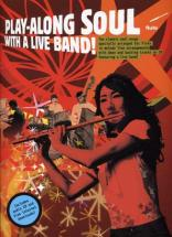 Play Along Soul With A Live Band + Cd - Flute