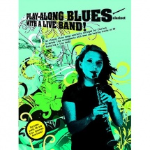 Play Along Blues With A Live Band + Cd - Clarinette