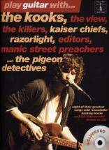 Play Guitar With Kooks, Killers, Razorlight, Kaiser... + Cd - Guitar Tab