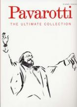 Pavarotti - Ultimate Collection - Piano/vocal