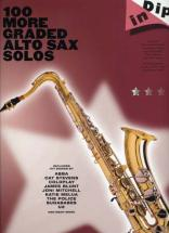 Dip In 100 More Graded Alto Sax Solos