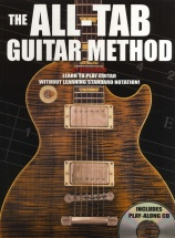 Davis Alex - The All-tab Guitar Method - Learn To Play Guitar Without Learning Standard Notation! +