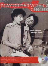 U2 - Pack 3 Livres Play Guitar With 80-91 + Cd - Guitar Tab