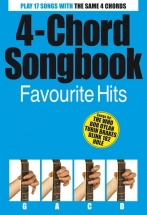 4 Chord Songbook Favourite Hits - Guitar