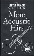 Little Black Songbook - More Acoustic Hits