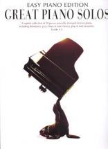Great Piano Solos - Easy Piano Edition