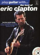 Clapton Eric - Play Guitar With - Best Of + 2 Cds - Guitar Tab