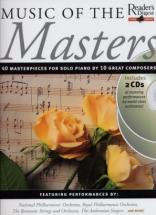 Music Of The Masters 40 Masterpieces + 2 Cd - Piano