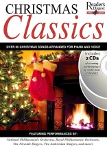 Reader's Digest Piano Library Christmas Classics + 2cds - Piano