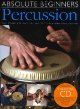 Absolute Beginners Percussion Book Plus Cd - Percussion