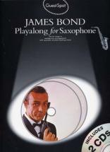 Guest Spot James Bond Saxophone + 2 Cd