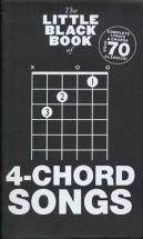 Little Black Book 4-chord Songs