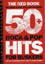 50 Rock & Pop Hits For Buskers - Red Book - Pvg