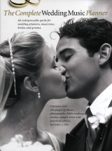 The Complete Wedding Music Planner - Pvg