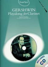 Gerschwin G. - Guest Spot + Cd - Clarinette
