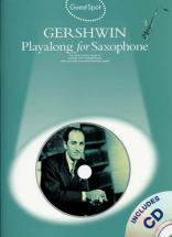 Gershwin - Guest Spot + Cd - Saxophone Alto