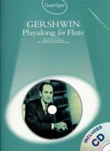 Guest Spot Avec Cd : Gershwin Pour Flûte Traversière