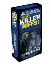 More Killer Riffs! 52 Essntial Cards - Guitar