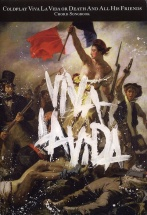 Coldplay Viva La Vida Or Death And All His Friends Chord Songbook - Lyrics And Chords