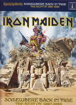 Iron Maiden - Somewhere Back In Time The Best Of: 1980-1989 (guitare Tab)