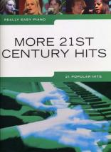 Really Easy Piano More 21st Century Hits - Piano