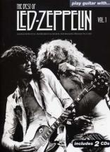 Led Zeppelin - Play Guitar With - Best Of Vol.1 + 2 Cd - Guitare Tab